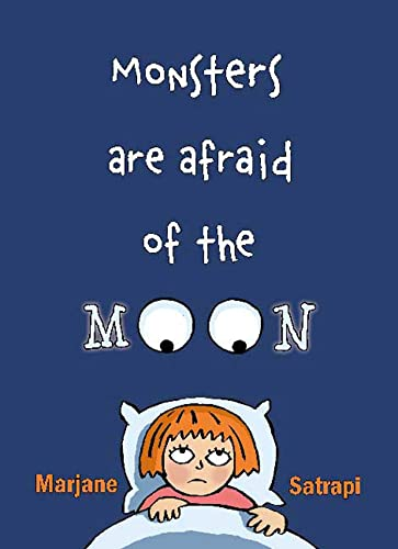 9781582347448: Monsters Are Afraid of the Moon