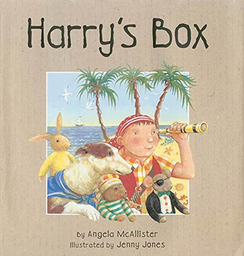 Harry's Box: McAllister, Angela