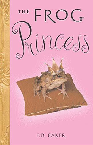 9781582347998: The Frog Princess (Tales of the Frog Princess)