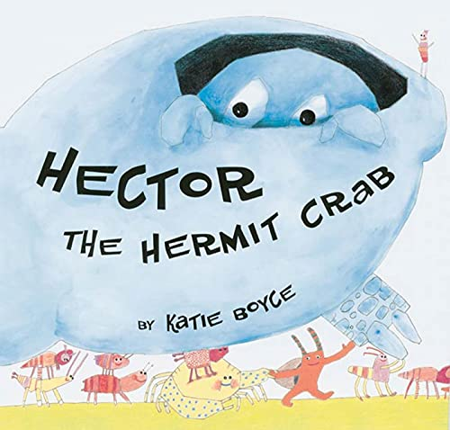 9781582348001: Hector the hermit crab
