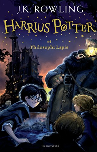 9781582348254: Harrius Potter et Philosophi Lapis (Harry Potter and the Philosopher's Stone, Latin edition)