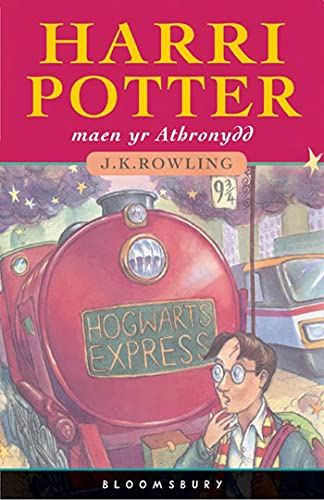 9781582348278: Harri Potter a Maen yr Athronydd (Harry Potter and the Philosopher's Stone, Welsh Edition)
