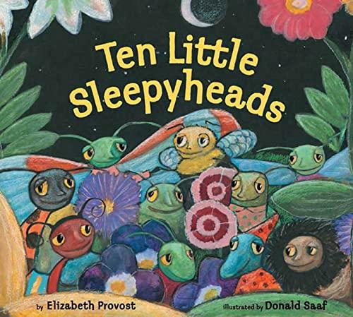 9781582348384: Ten Little Sleepyheads