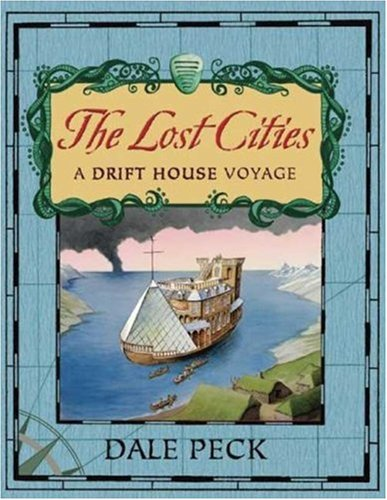 The Lost Cities: A Drift House Voyage (Signed, Postcard): Peck, Dale