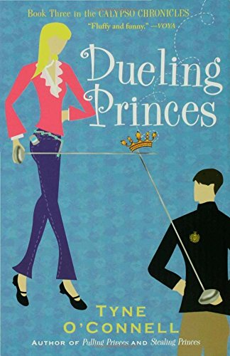 9781582349008: Dueling Princes: The Calypso Chronicles, Book 3