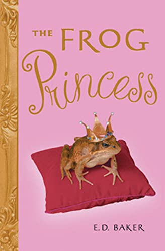 9781582349237: The Frog Princess (Tales of the Frog Princess)