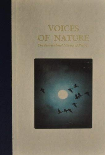 9781582355641: Voices of Nature
