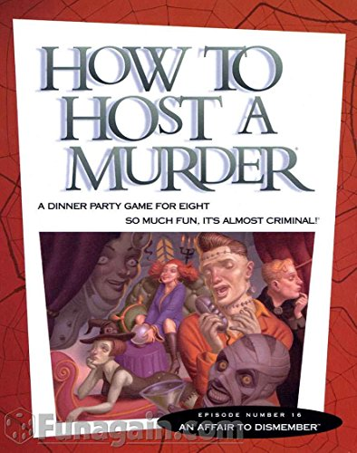 9781582362786: How to Host a Murder Mystery, an Affair to Dismember