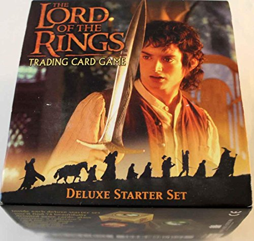 9781582368078: Lord of the Rings Trading Card Game: Deluxe Starter Set