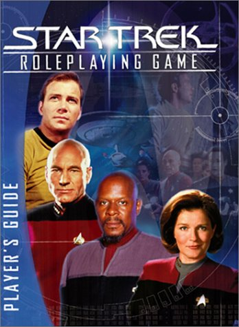 9781582369006: Star Trek Roleplaying Game: Player's Guide