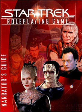 9781582369013: Star Trek Roleplaying Game Narrator's Guide