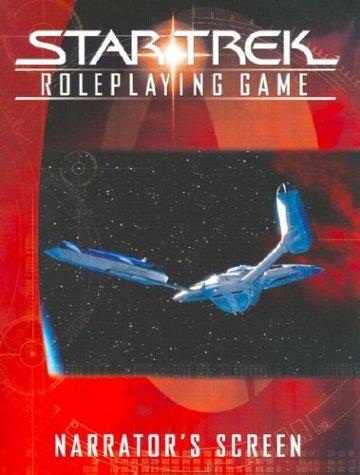 9781582369020: Star Trek Roleplaying Game Narrator's Screen