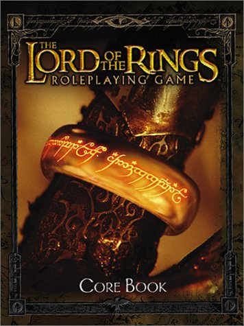 The Lord of the Rings Roleplaying Game Core Book (1582369518) by Long, Steven S.; Rateliff, John; Moore, Christian; Forbeck, Matt