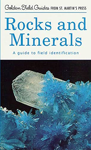 9781582381244: Rocks and Minerals: A Guide to Field Identification (Golden Field Guide f/St. Martin's Press)