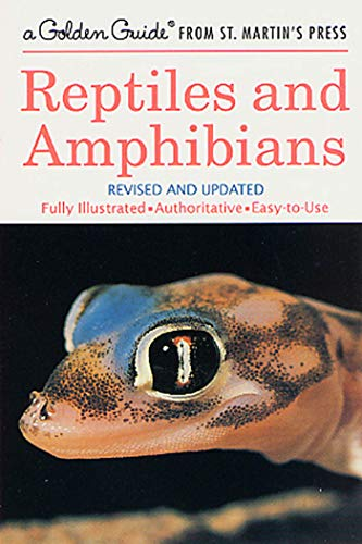 Reptiles and Amphibians: A Fully Illustrated, Authoritative: Hobart M. Smith,