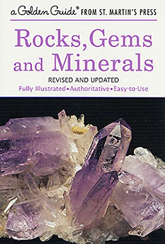Rocks, Gems and Minerals: Revised and Updated: Paul R. Shaffer,