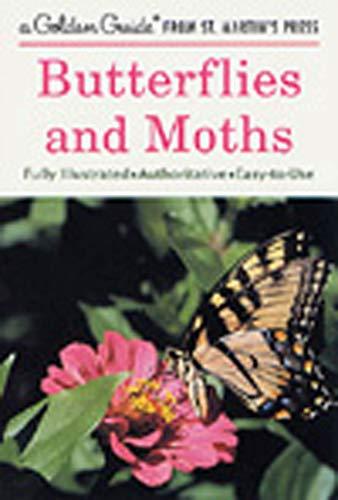 9781582381367: Butterflies and Moths (A Golden Guide from St. Martin's Press)