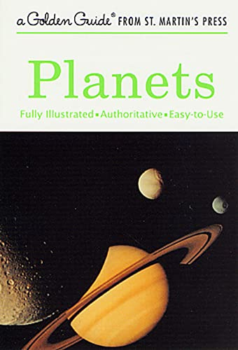 Planets (A Golden Guide from St. Martin's Press): Chartrand, Mark R.