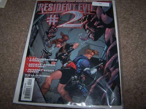 9781582400044: The Official Comic Book Magazine Resident Evil #2 (Resident Evil, Issue 2)