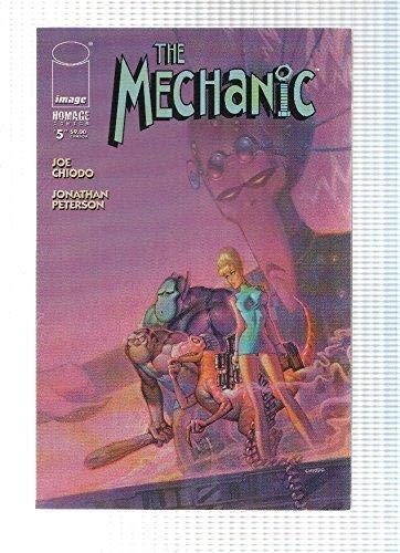 9781582400242: The Mechanic