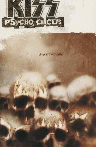 9781582401027: Kiss Psycho Circus Volume 2: Destroyer: Destroyer v. 2