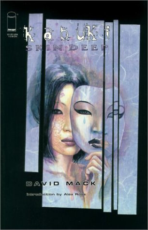 Skin Deep (Kabuki) (1582401500) by David Mack