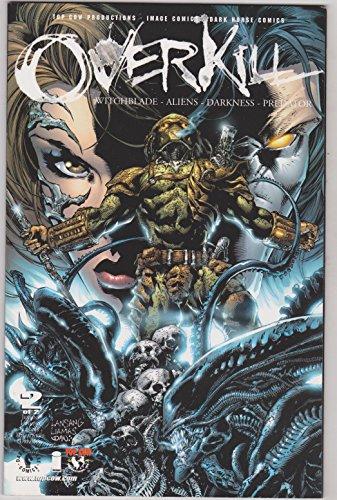 9781582402192: Overkill II: Witchblade/Aliens/Darkness/Predator