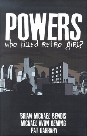 Powers Who Killed Retro Girl?