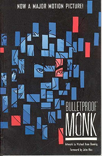 Bulletproof Monk: Lewis, Brett; Jones,