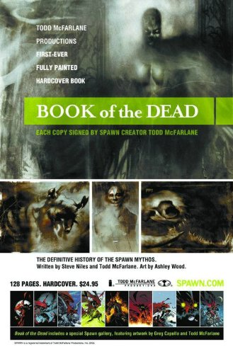 9781582402642: Spawn: Book of the Dead (Spawn)