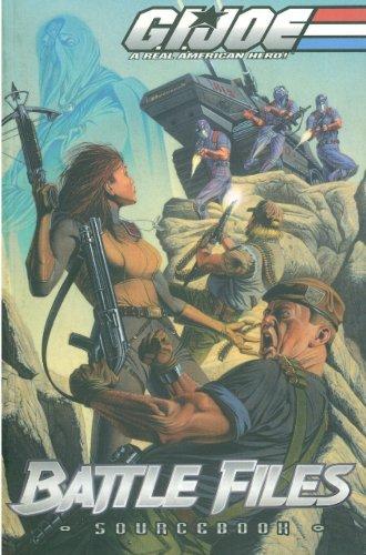 9781582402925: G.I. Joe - Battle Files: Ultimate Source Book