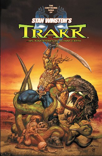 Mutant Earth Volume 1: Trakk