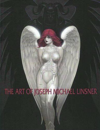 9781582403250: The Art Of Joseph Michael Linsner