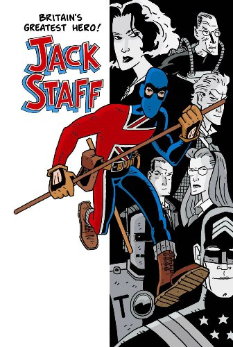 9781582403359: Jack Staff Volume 1: Everything Used To Be Black And White: v. 1