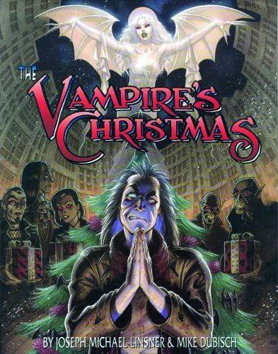 The Vampire's Christmas (1582403422) by Joseph Michael Linsner