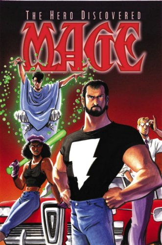 9781582403564: Mage: The Hero Discovered, Vol. 1