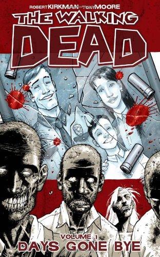 9781582403588: The Walking Dead Volume 1: Days Gone Bye: Days Gone Bye v. 1