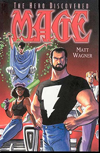 9781582403885: Mage: The Hero Discovered, Vol. 1