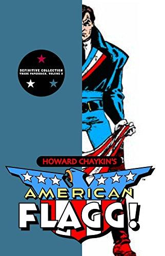 9781582404196: American Flagg! Volume 2 (American Flagg Definitive Colltp)