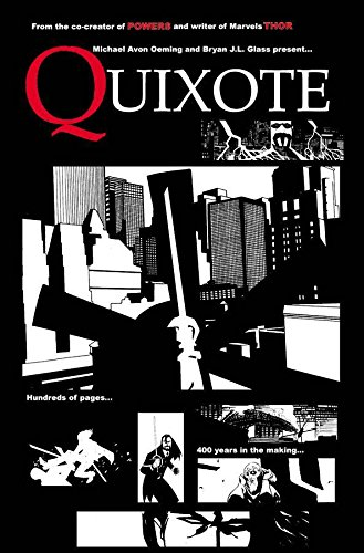 Quixote Novel: Glass, Bryan J.