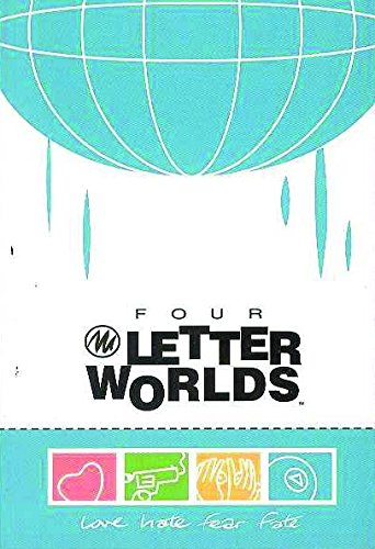Four Letter Worlds (1582404399) by Andi Watson; B. Clay Moore; Chynna Clugston-Major; Jamie S. Rich; Jay Faerber; Joe Casey