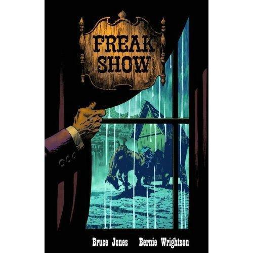 9781582404677: Freak Show Signed