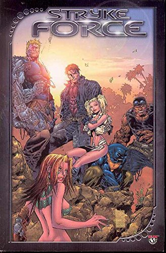 Strykeforce (1582404712) by Silvestri, Marc; Faerber, Jay; Peterson, Brandon
