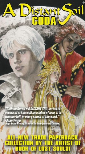 A Distant Soil: Coda v. 4 (Distant Soil): Colleen Doran