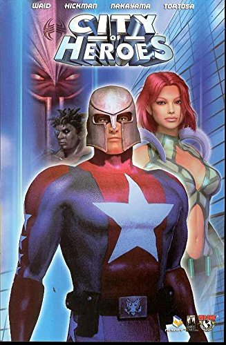 City Of Heroes: Mark Waid; Troy Hickman; David Nakayama