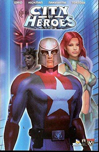 City Of Heroes: Mark Waid; Troy Hickman; David Nakayama