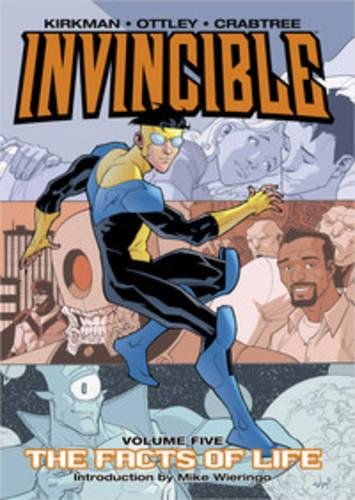 Invincibles Volume 5 The Facts of Life