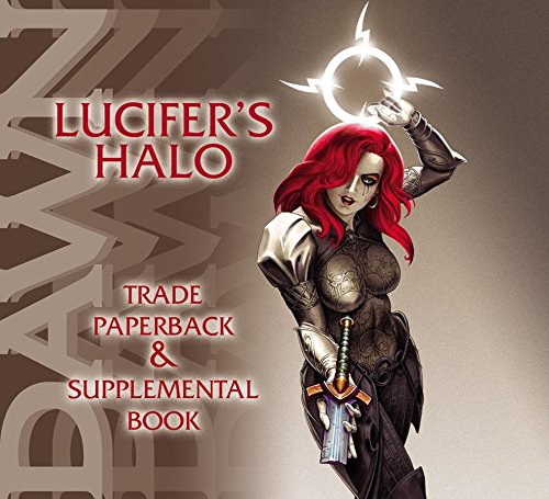 Dawn Volume 1: Lucifers Halo Supplement Book (Dawn (Image Comics)) (v. 1) (1582405697) by Joseph Michael Linsner
