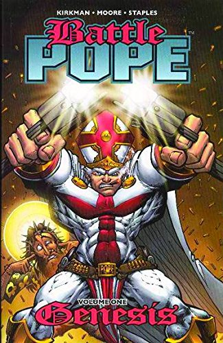 9781582405728: Battle Pope Vol. 1: Genesis (v. 1)