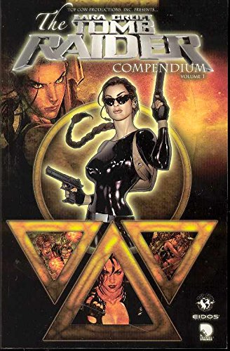 Tomb Raider Compendium Edition: Dan Jurgens; David